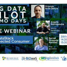 Big Data Pilot Demo Days