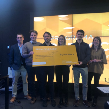 Qbeast won the 5th Barcelona Activa Pre-Incubation